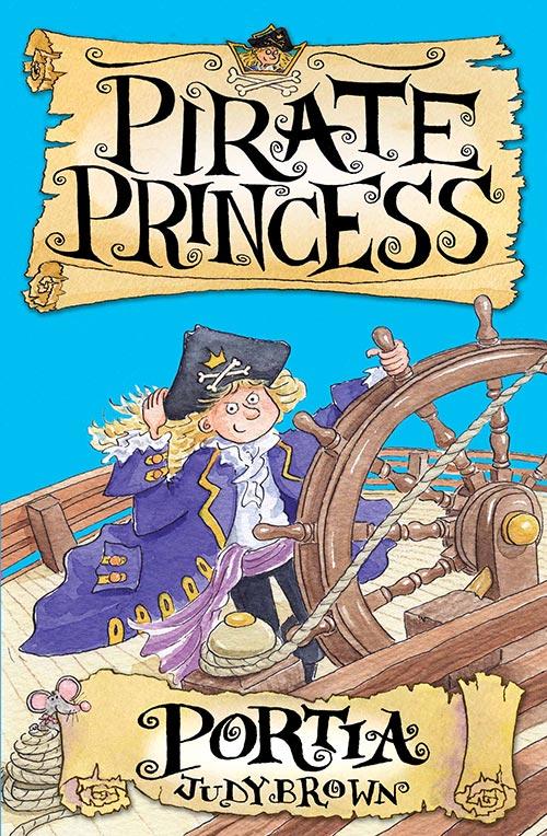 Pirate Princess Portia