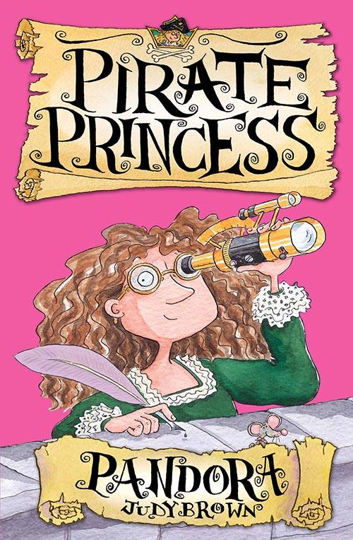 Pirate Princess Pandora