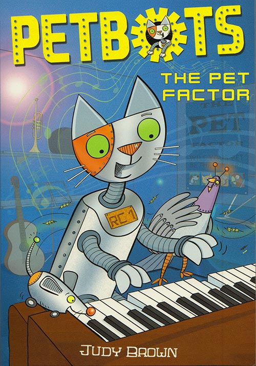 Petbots 3, Pet Factor